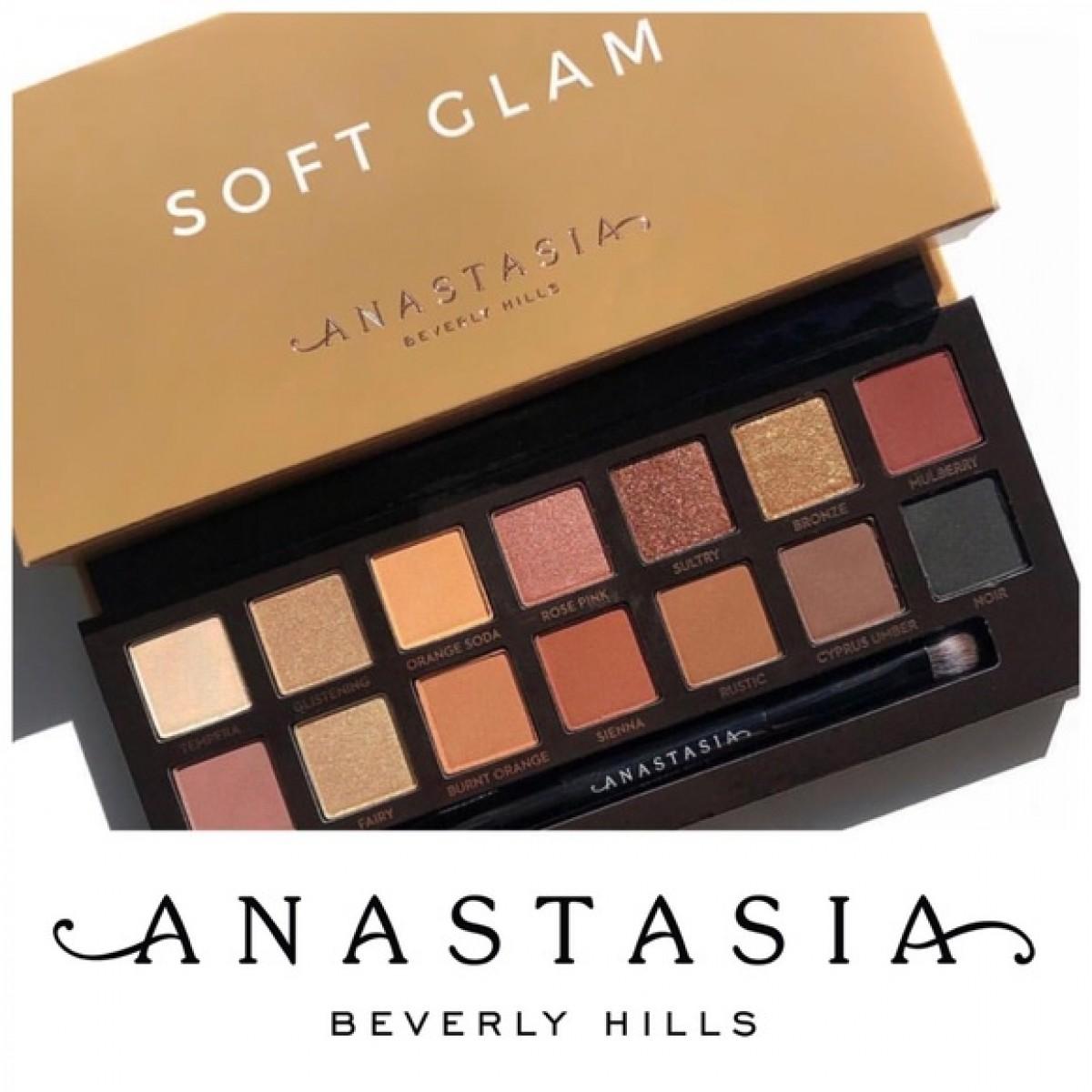 Anastasia Beverly Hills paleta senčil - Soft Glam