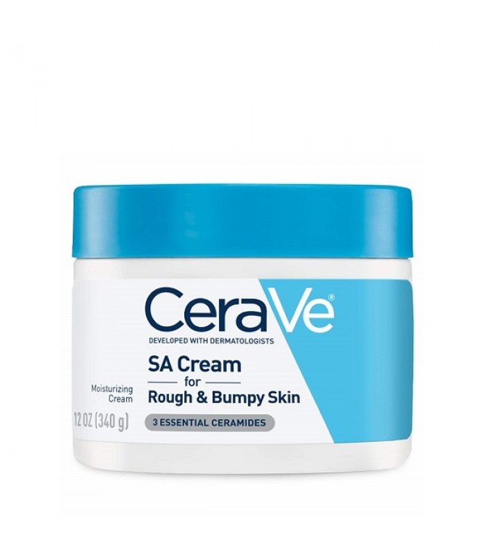 CeraVe SA Cream for Rough and Bumpy Skin