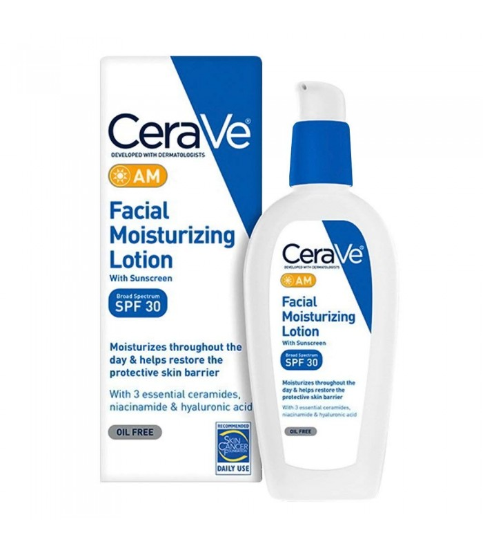 Cerave Facial Moisturizing Lotion AM with SPF 30