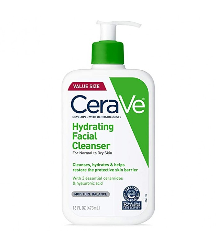 CeraVe Hydrating Facial Cleanser 16oz