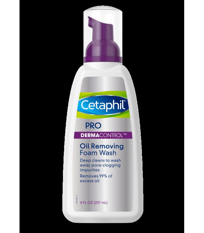 Cetaphil DermaControl Oil Removing Foam Wash