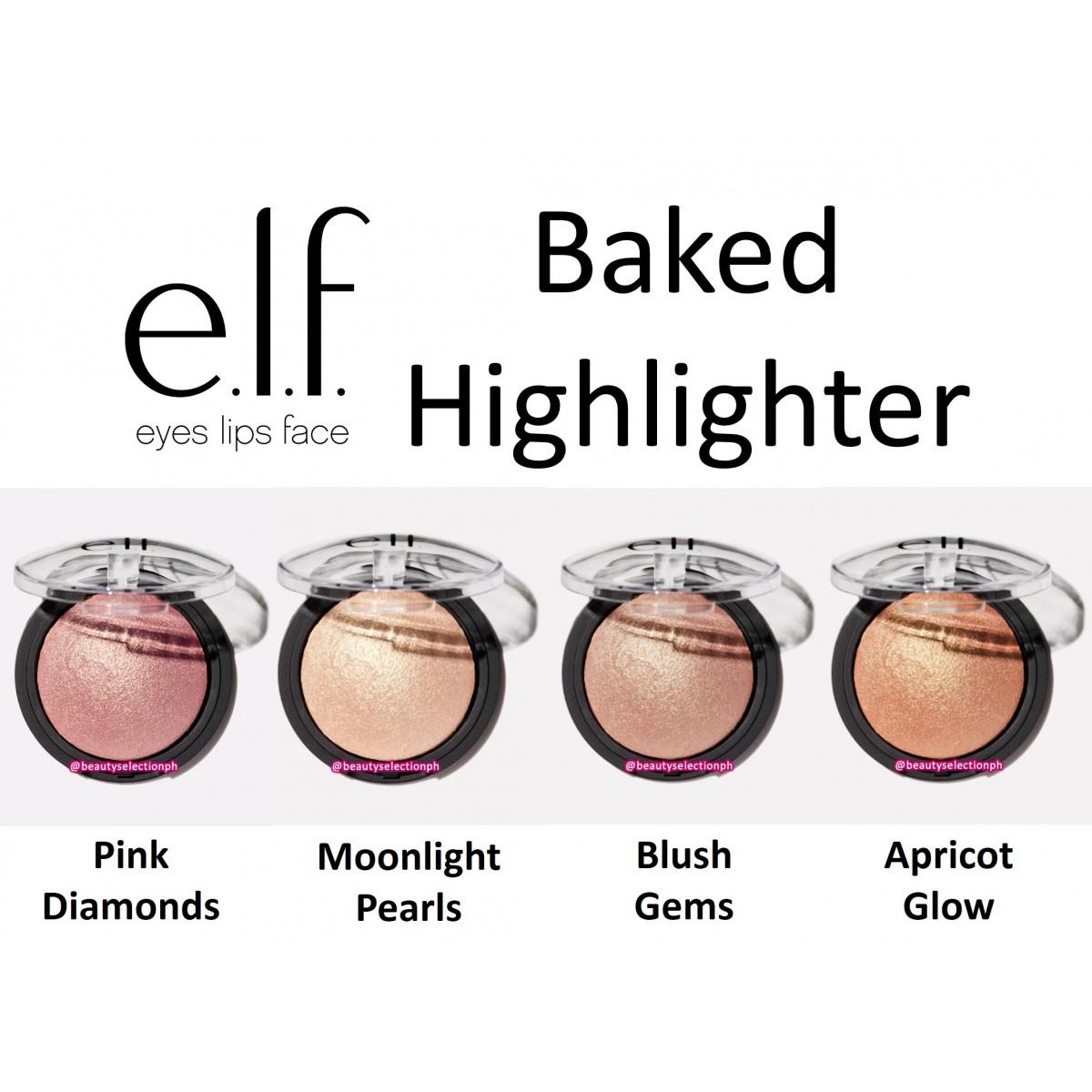 elf baked highlighter