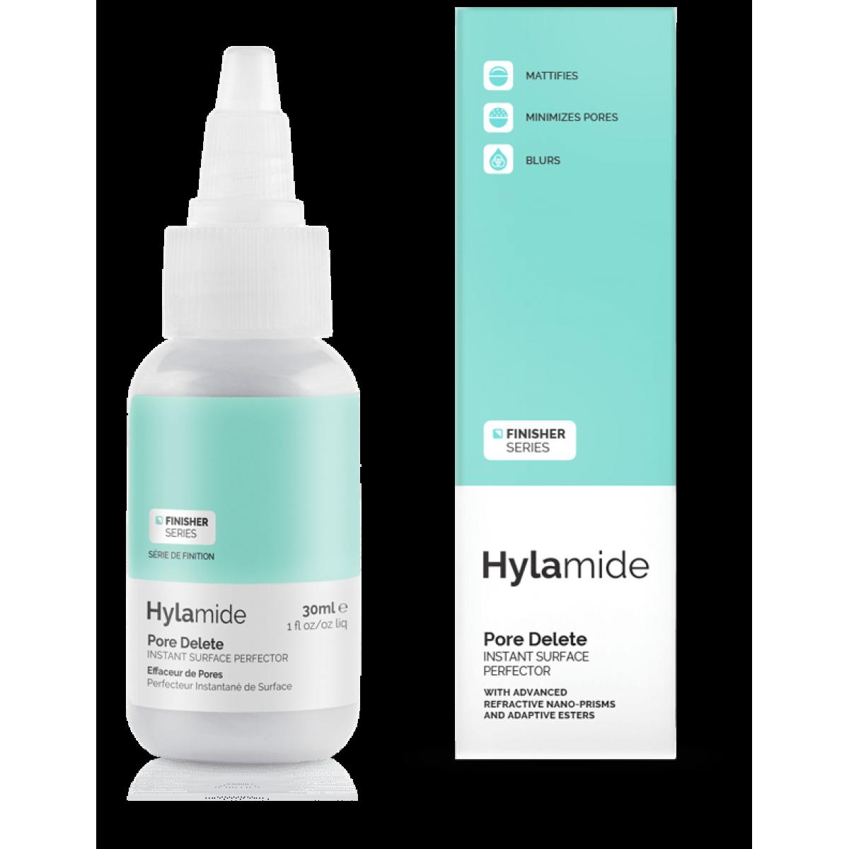 Hylamide Pore Delete Milani Prime Light Strobing Minimizing Face Primer
