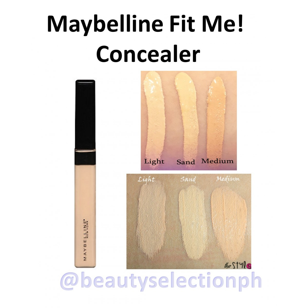 Maybelline Fit Me Concealer Reviews 28 Images
