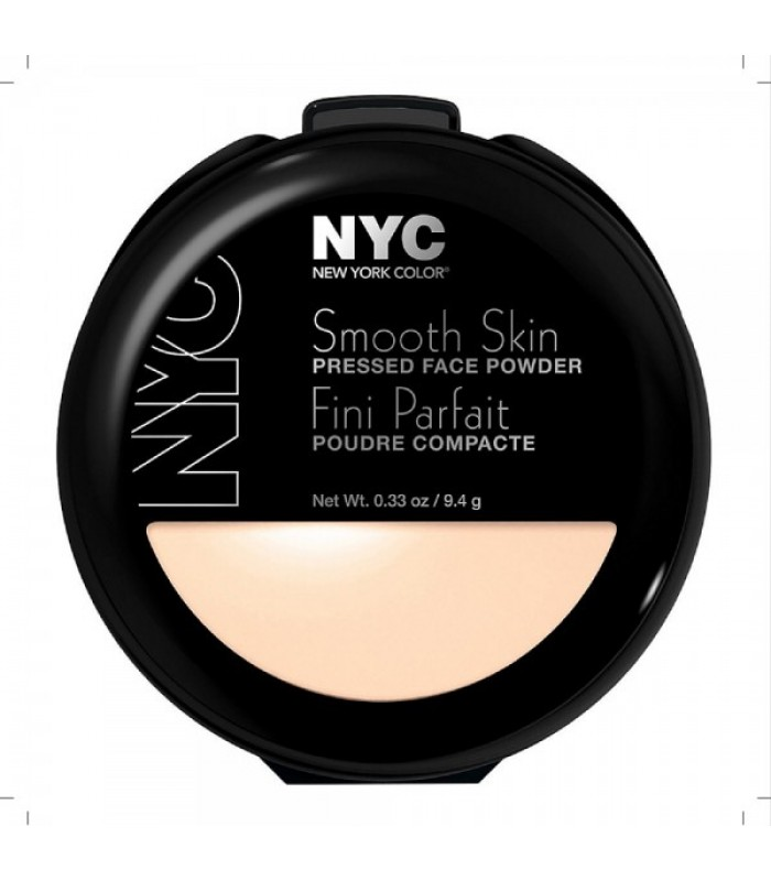NYC Smooth Skin Pressed Face Powder