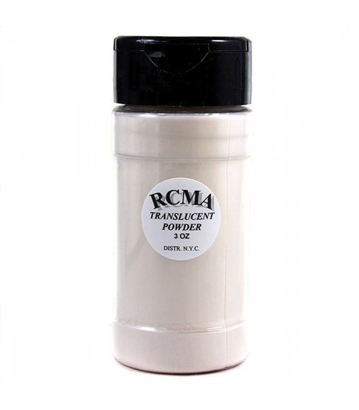 RCMA Translucent Loose Powder