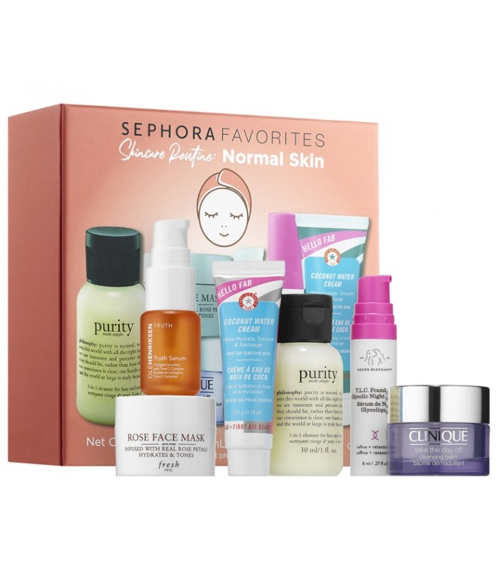 Sephora Favorites Skincare Set for Normal Skin