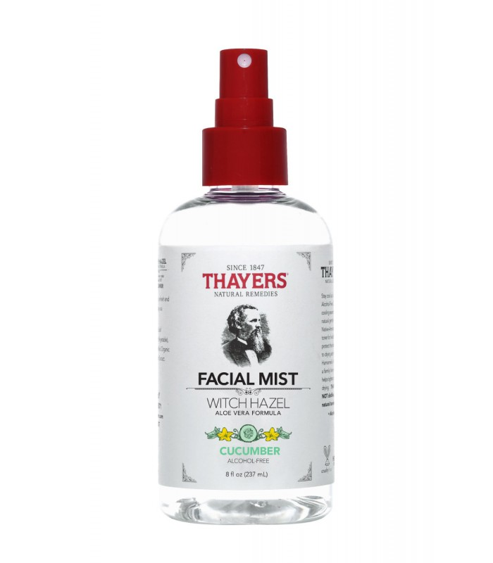 Thayers Alcohol-Free CUCUMBER Witch Hazel Toner Facial Mist