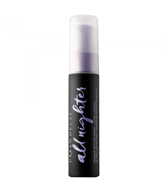 Urban Decay ALL NIGHTER Makeup Setting Spray Travel Size